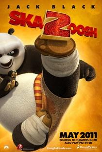 Kung Fu Panda 2 - Poster / Capa / Cartaz - Oficial 2