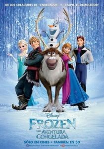 Frozen - Uma Aventura Congelante - Poster / Capa / Cartaz - Oficial 11