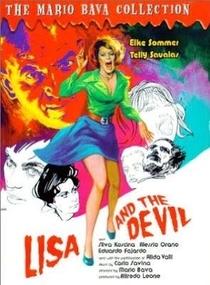 Lisa e o Diabo - Poster / Capa / Cartaz - Oficial 2