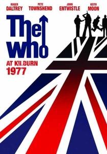 The Who at Kilburn: 1977 - Poster / Capa / Cartaz - Oficial 1