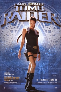 Lara Croft: Tomb Raider - Poster / Capa / Cartaz - Oficial 4
