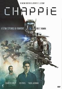 Chappie - Poster / Capa / Cartaz - Oficial 9