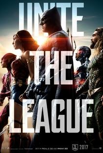 Liga da Justiça - Poster / Capa / Cartaz - Oficial 4