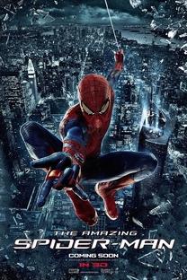 O Espetacular Homem-Aranha - Poster / Capa / Cartaz - Oficial 1