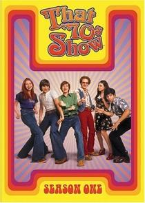That '70s Show (1ª Temporada) - Poster / Capa / Cartaz - Oficial 1