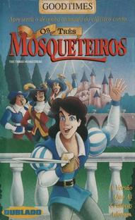 Os Três Mosqueteiros - Poster / Capa / Cartaz - Oficial 3