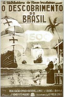 O Descobrimento do Brasil - Poster / Capa / Cartaz - Oficial 1