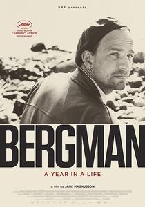 Bergman – 100 Anos - Poster / Capa / Cartaz - Oficial 1