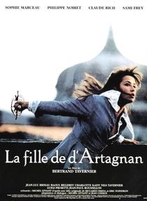 A Filha de D'Artagnan - Poster / Capa / Cartaz - Oficial 2