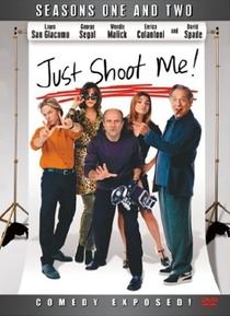 Just Shoot Me! (2ª Temporada) - Poster / Capa / Cartaz - Oficial 2