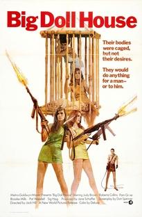 As Condenadas da Prisão do Inferno - Poster / Capa / Cartaz - Oficial 4