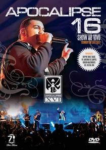 Apocalipse 16 - Show ao Vivo - Poster / Capa / Cartaz - Oficial 2