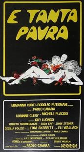 E Tanta Paura - Poster / Capa / Cartaz - Oficial 1