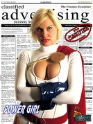 Power Girl (Power Girl)