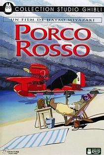 Porco Rosso: O Último Herói Romântico - Poster / Capa / Cartaz - Oficial 26