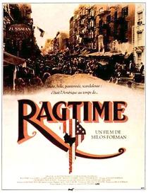 Na Época do Ragtime - Poster / Capa / Cartaz - Oficial 1