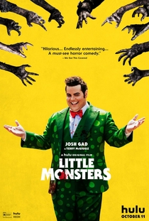 Little Monsters - Poster / Capa / Cartaz - Oficial 5