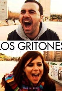 Los Gritones - Poster / Capa / Cartaz - Oficial 1