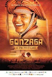 Gonzaga - De Pai pra Filho - Poster / Capa / Cartaz - Oficial 1