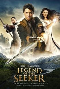Legend of the Seeker (1ª Temporada) - Poster / Capa / Cartaz - Oficial 1