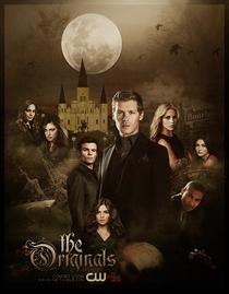 The Originals (1ª Temporada) - Poster / Capa / Cartaz - Oficial 5