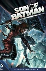 O Filho do Batman - Poster / Capa / Cartaz - Oficial 1