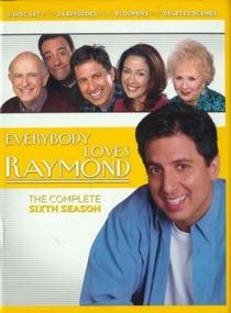Everybody Loves Raymond (6°Temporada) - Poster / Capa / Cartaz - Oficial 1