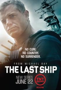 The Last Ship (1ª Temporada) - Poster / Capa / Cartaz - Oficial 10