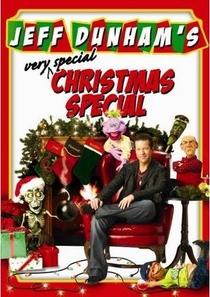 Jeff Dunham's Especial de Natal - Poster / Capa / Cartaz - Oficial 1