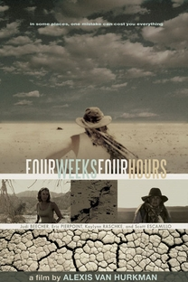 Four Weeks, Four Hours - Poster / Capa / Cartaz - Oficial 1