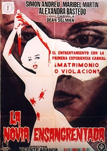 The Blood Spattered Bride - Poster / Capa / Cartaz - Oficial 3