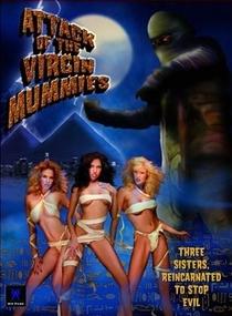 O Ataque das Múmias Virgens - Poster / Capa / Cartaz - Oficial 1