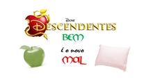 Descendentes: Bem é o Novo Mal - Poster / Capa / Cartaz - Oficial 1