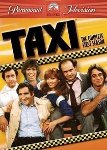 Taxi (1ª Temporada) - Poster / Capa / Cartaz - Oficial 1