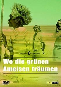 Onde Sonham as Formigas Verdes - Poster / Capa / Cartaz - Oficial 4