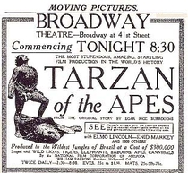 Tarzan, O Homem Macaco - Poster / Capa / Cartaz - Oficial 6