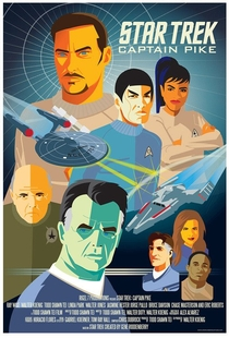 Star Trek: Captain Pike - Poster / Capa / Cartaz - Oficial 1