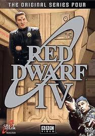 Red Dwarf (4ª Temporada) - Poster / Capa / Cartaz - Oficial 1