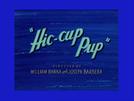 Um Filhote com Soluços (Hic-cup Pup)