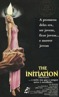 A Iniciação - Poster / Capa / Cartaz - Oficial 3