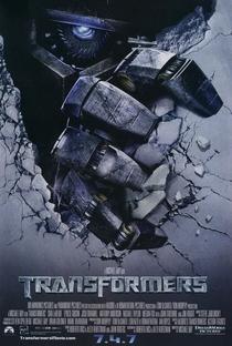 Transformers - Poster / Capa / Cartaz - Oficial 2