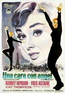 Cinderela em Paris - Poster / Capa / Cartaz - Oficial 15