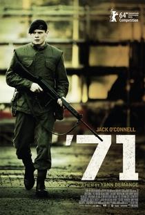 71: Esquecido em Belfast - Poster / Capa / Cartaz - Oficial 1