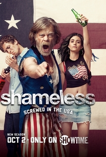 Shameless (US) (7ª Temporada) - Poster / Capa / Cartaz - Oficial 1