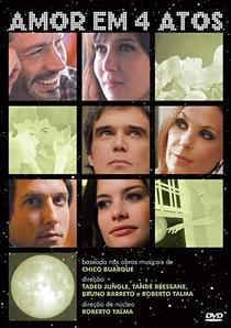 Amor em 4 Atos - Poster / Capa / Cartaz - Oficial 1