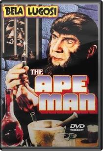 O Homem Gorila - Poster / Capa / Cartaz - Oficial 1