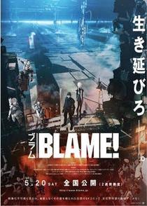 BLAME! - Poster / Capa / Cartaz - Oficial 2