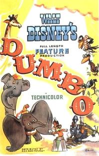 Dumbo - Poster / Capa / Cartaz - Oficial 1