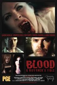 Blood: A Butcher's Tale - Poster / Capa / Cartaz - Oficial 1
