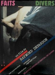 Faits divers - Poster / Capa / Cartaz - Oficial 1